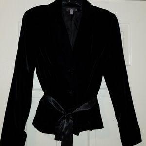 Black Velvet Apt. 9 Suit Jacket - Size 6